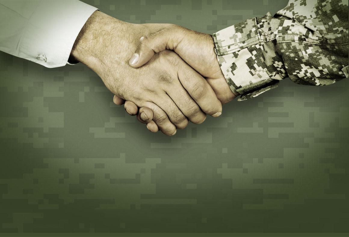 Community Handshake