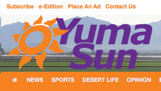 Yuma Sun Article on Yuma 50